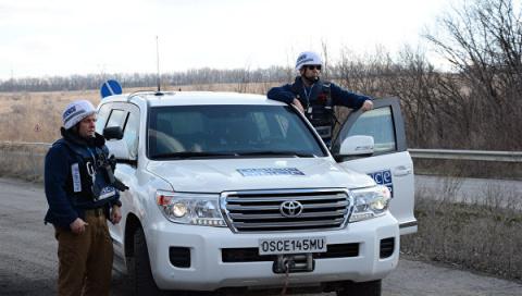 В ЛНР прибыли иностранные наблюдатели