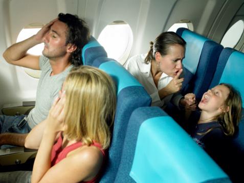 """Психология онижематерей: """"...и все пассажиры были рады моему ребенку!"""""""