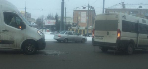 ДТП в Центральной части России, сводка за понедельник 22 января
