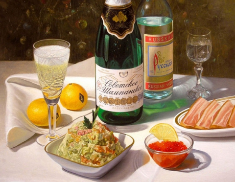 Кухня СССР: любимые блюда со…