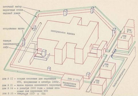 Выдержки из «Дневника надзирателя Шпандау»