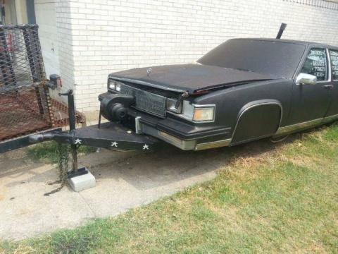 Копчёный Cadillac