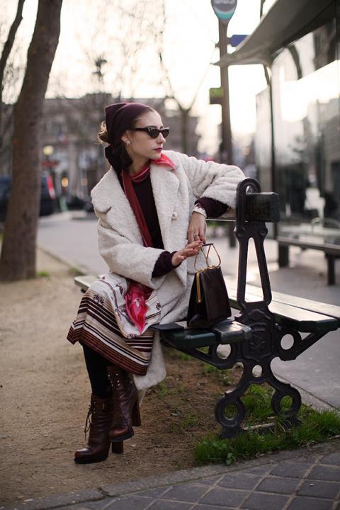On the Street…Avenue d'Iéna, Paris