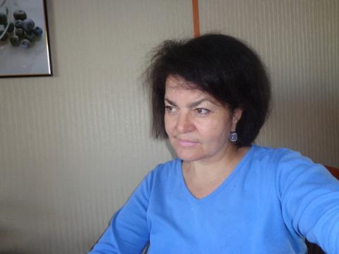 Галина Петрова(Мороз)