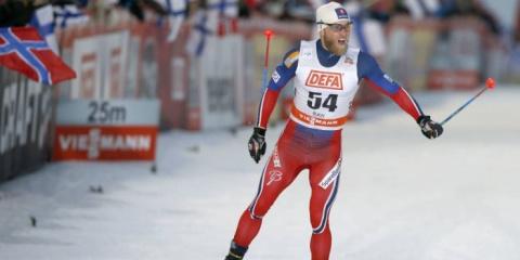 Врач норвежской сборной приз…