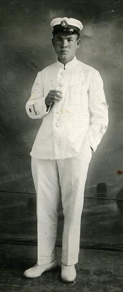 Климин Иона Иванович. На службе в ВВС