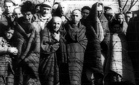 Бой в «лагере смерти»: Проры…
