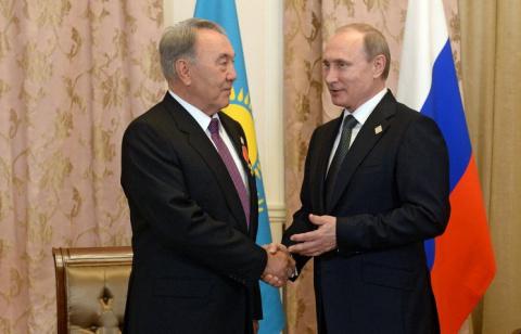 Почему Путин проигнорировал слова Назарбаева о Порошенко