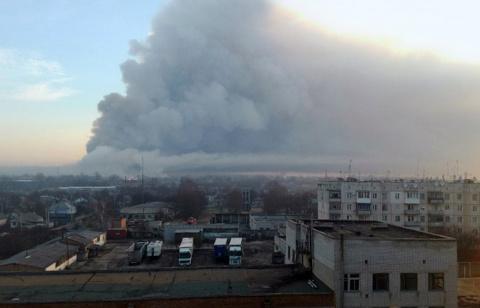 "Хроники Балаклеи: ""эвакуация…"
