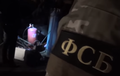 Задержание выходцев из Центральной Азии по подозрению в подготовке терактов в Петербурге