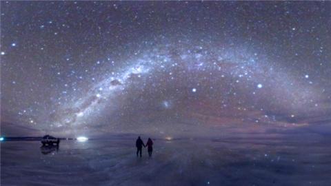 9 уникальных мест, которые полностью меняются ночью