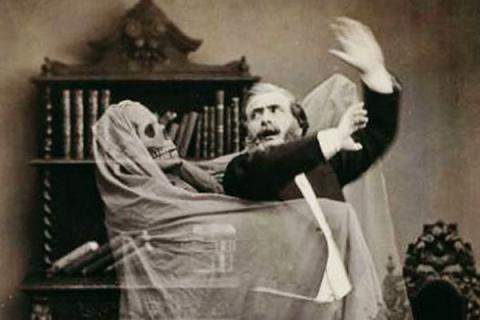 Сущность привидений и призра…