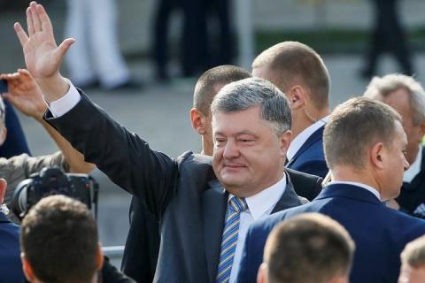 Блогеры Украины потребовали импичмента Порошенко