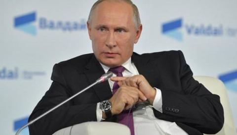 Путин считает чрезмерное дов…