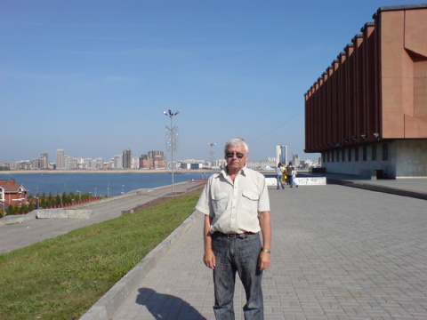 Пётр Косынцев
