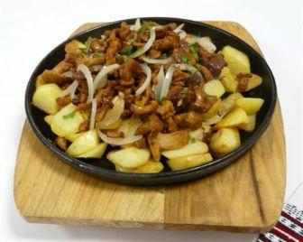 Грибы. Рецепты приготовления блюд из грибов, с грибами