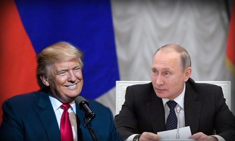 Два слова о Путине: Трамп ём…