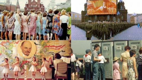 25 плюсов жизни в СССР. Согласны?