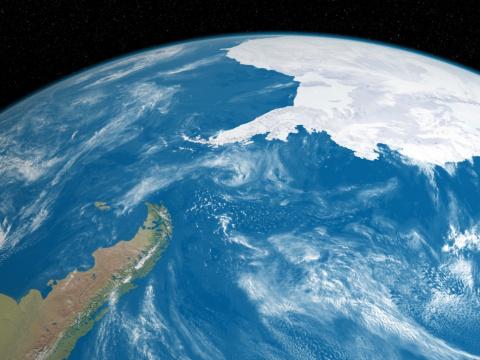 10 крутых фактов об Антаркти…