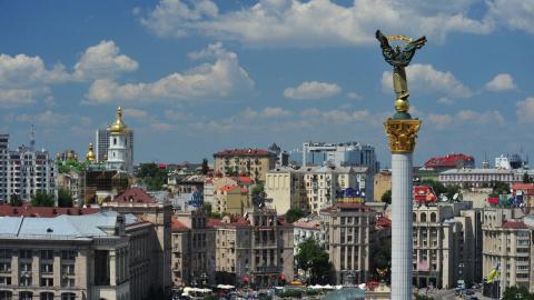 Паника в Киеве: из Украины в…