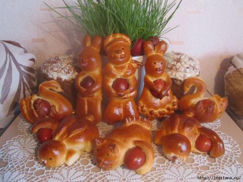 Готовим для Светлого праздника Пасхи - тема 2