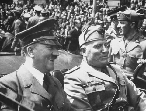 Главные отличия фашизма от н…