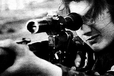 Женщины-снайперы «Белые колг…