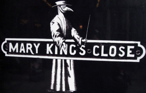 Тупик Мэри Кинг — подземная замурованная улица