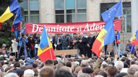 Президентские выборы в Молда…