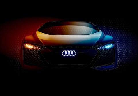 Новые прототипы Audi: самооб…
