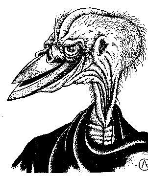 Похищенная птицелюдьми