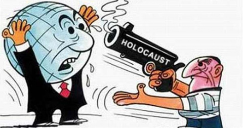 """Холокост"" - запретная тема..."