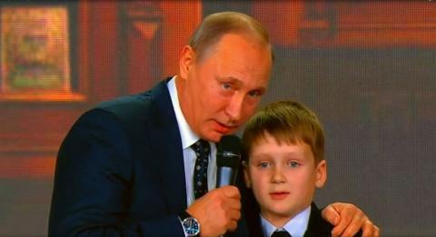 Шутки Путина не знают границ…