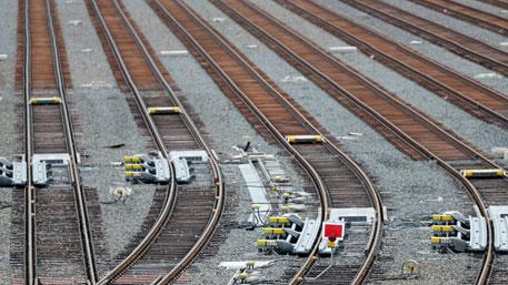 В Киеве заявили, что ЛНР экстренно строит железную дорогу в Россию