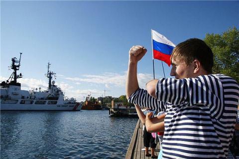Крым готовили под базу ВМС С…
