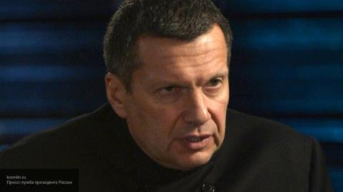 Соловьев поставил на место «свидомого»: ты почему еще не в АТО, мразь