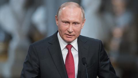 Путин ответил на вопрос о св…