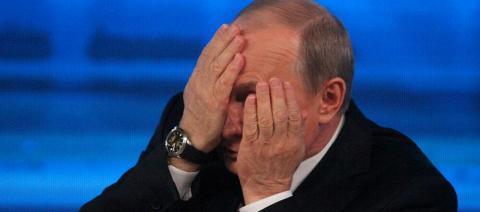 Россия напала на Прибалтику, но не заметила этого...