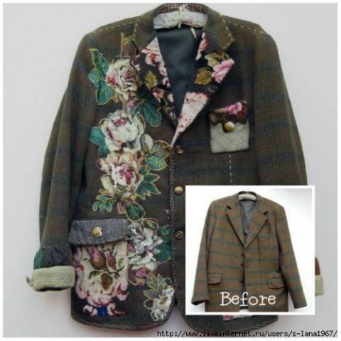 Идеи переделок одежды в стиле бохо