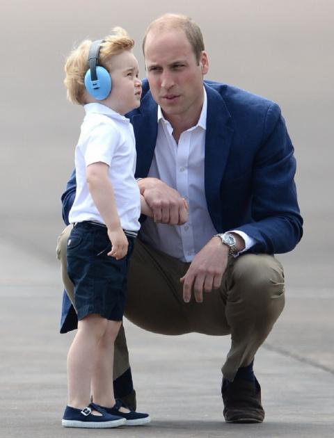 Раскрыт главный секрет воспитания принца Джорджа. Это должен знать каждый родитель!