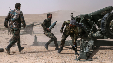 Силы армии отразили очередну…
