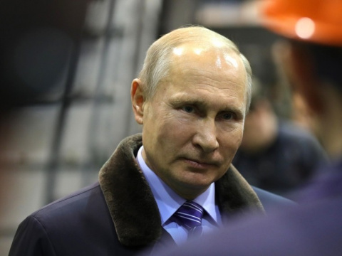 Путин сравнил останки Ленина смощами православных святых
