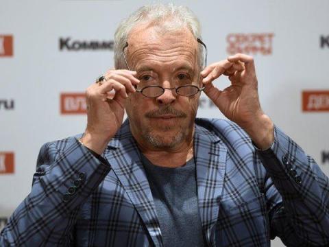 Евровидение 2017: Макаревич о ситуации с конкурсом - глупость с обеих сторон
