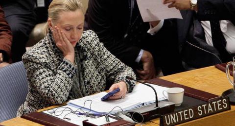 Флешмоб: что гуглит Хиллари?