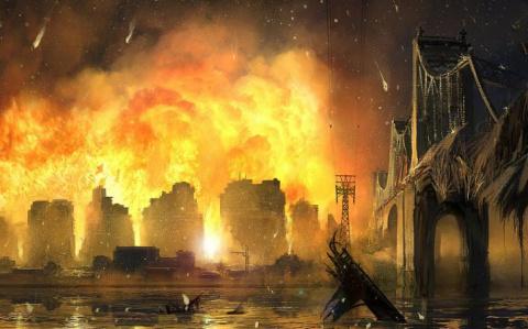 Очередной конец света намече…