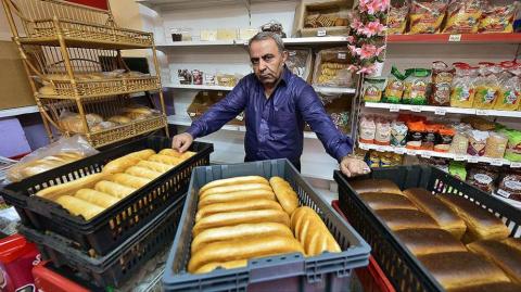 Горожане недовольны хозяином магазина, который бесплатно раздает хлеб