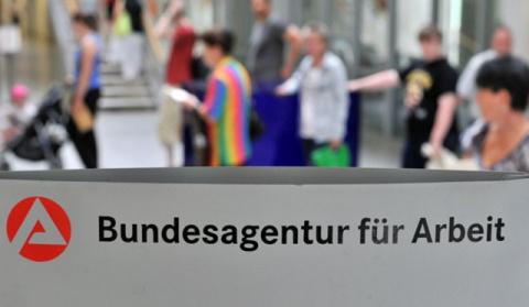 Рынок труда Германии - сильнейший в Европе в январе