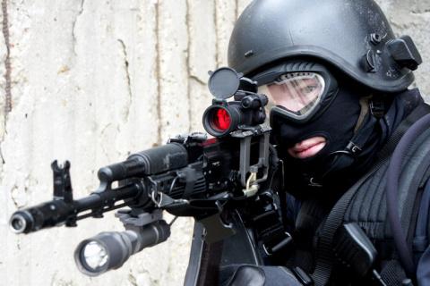 Туристам на Украине разрешили охотиться на людей