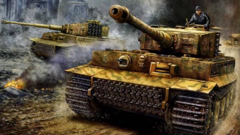 Тайны Вермахта. Почему «Тигр…