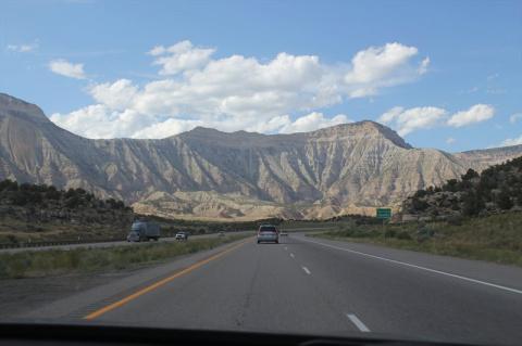 колорадские горы